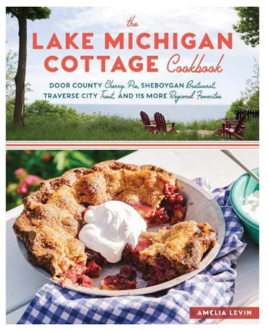 Lake Michigan Cottage Cookbook - Leon & Lulu