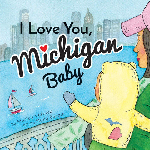 I Love You, Michigan Baby - Leon & Lulu
