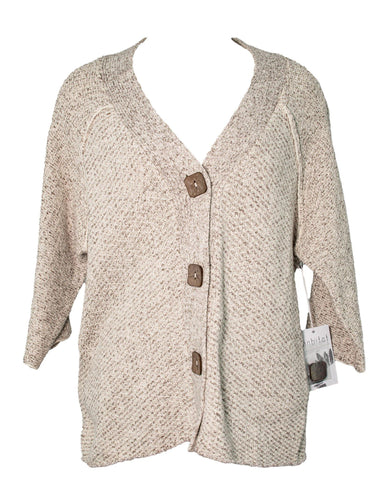 Basket Weave Cardigan - Leon & Lulu - Shop Now