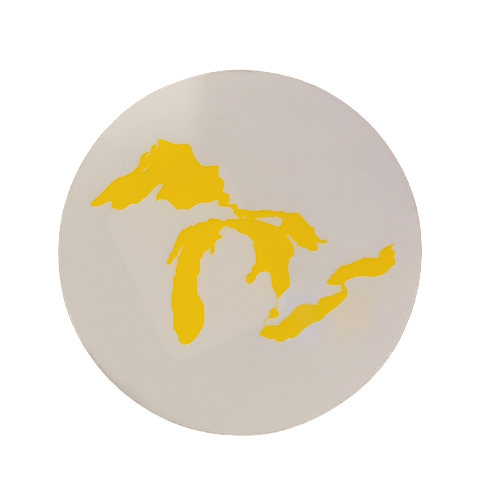 Great Lakes Sticker - Leon & Lulu