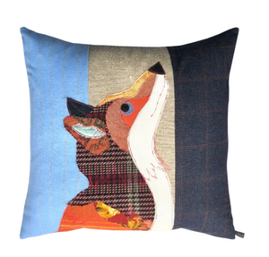 Moon Fox Pillow - Leon & Lulu