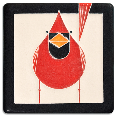 4X4 Cardinal - Leon & Lulu - Shop Now