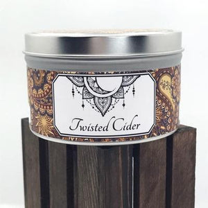Twisted Cider 8oz Tin - Leon & Lulu