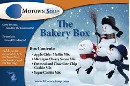 Bakery Mix Gift Box - Leon & Lulu