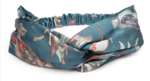 Headband Water Birds - Leon & Lulu - Shop Now