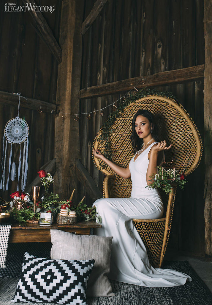Boho Wedding Photoshoot