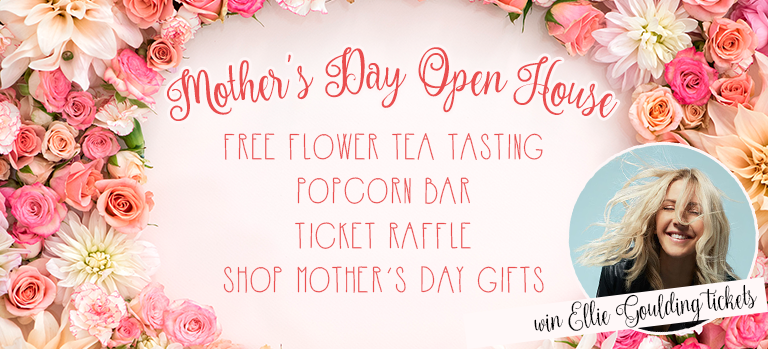Mother's Day Gift Ideas at our Open House