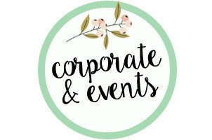Corporate & Event Flowers
