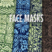 Tapa Design - General Cloth Face Mask