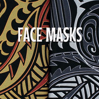 Tribal Pattern - Cloth Face Mask