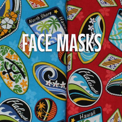 Postcard Magnets - Cloth Face Mask