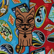 KITTI Collar - Postcard Magnets