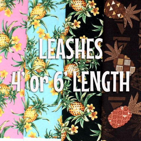 Pineapples - Vintage Leash
