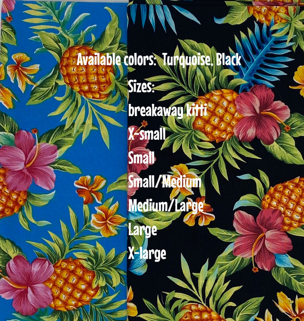 Pineapples - Mai Tai Dawg Collar