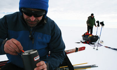 Explorer Eric Larsen's Tips For Surviving A Winter Camping Trip
