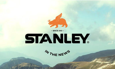 So Cold It's Hot: Stanley Brand Introduces Adventure Vacuum Quenchers For Spring 2017