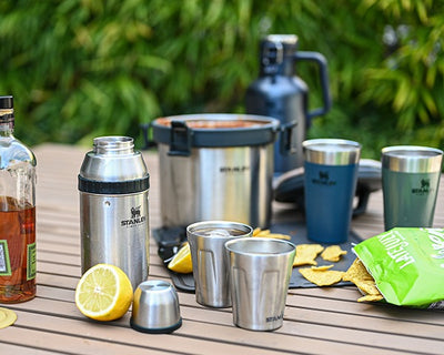 Stanley Essentials For Backyard Gatherings