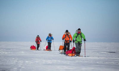 5 Things Polar Explorer Eric Larsen Thinks You Should Know About Cold Weather Camping