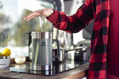 How-To: 7 Steps To Perfect French Press Coffee