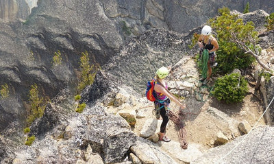Women's Rock Climbing Trip: Beckey Route In The Washington Pass