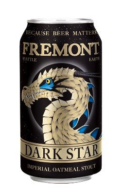 Dark Star Imperial Oatmeal Stout