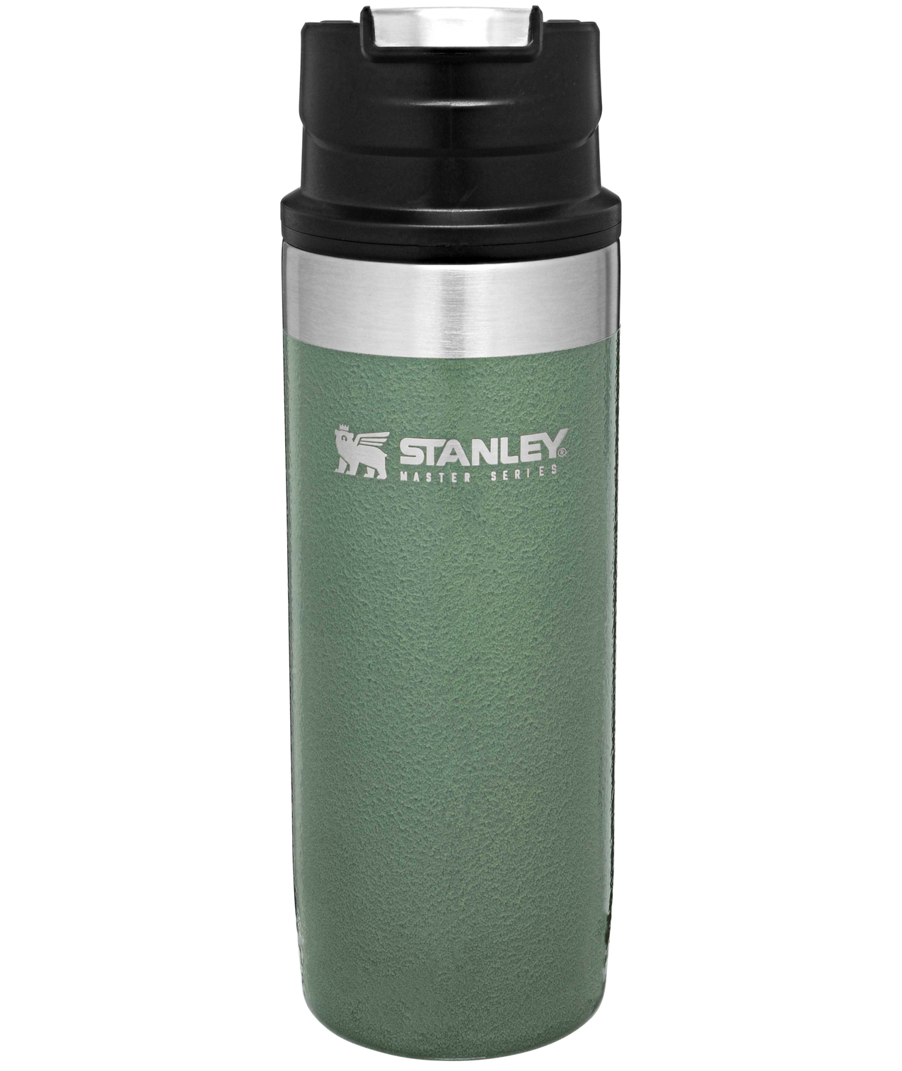 UNBREAKABLE WATER BOTTLE Foundry Black *NEW* STANLEY Master Vacuum 22 oz