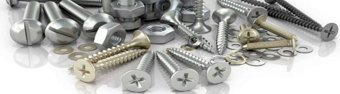Screws and other fixings