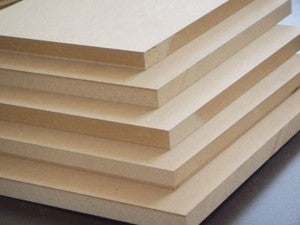 General Purpose MDF Board 2440 x 1220 x 12mm