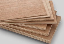 Marine Grade Far Eastern Plywood 2440 x 1220 x 18mm BS1088