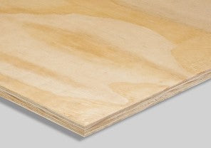 Structural (CE2+) Softwood Sheathing Ply 2440 x 1220 x 12mm