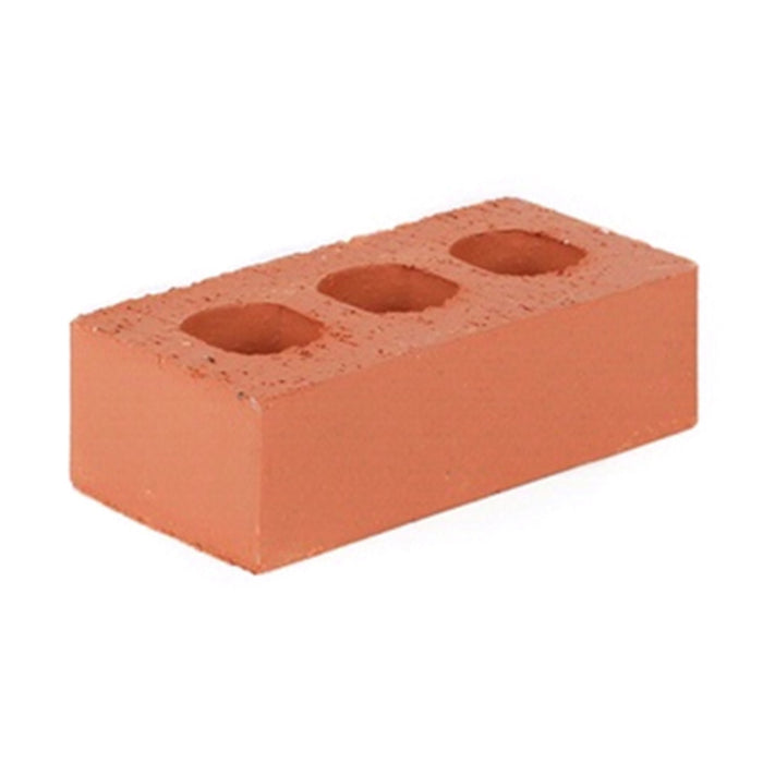 Red Perforated Class B 65mm Engineering Brick