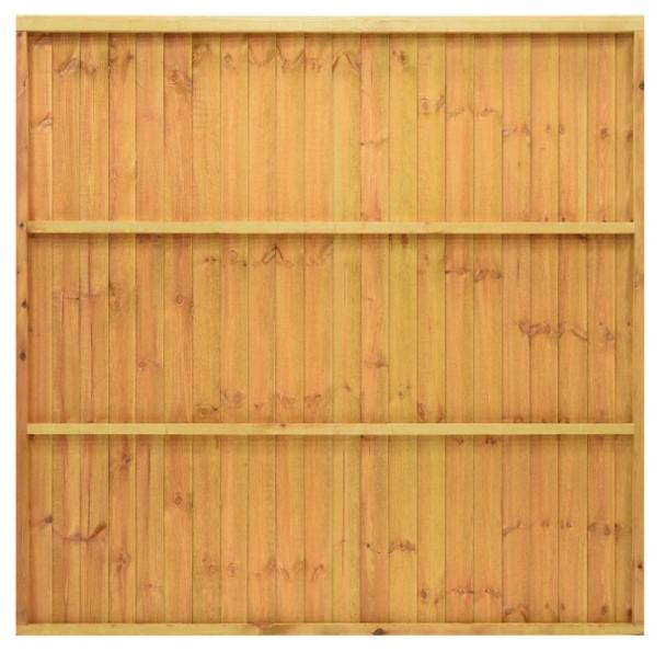 Grange Superior Featheredge Panel Golden Brown 1830 x 1800mm