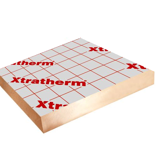 Xtratherm Thin-R (XT/PR) PIR Insulation Board 2400 x 1200 x 40mm
