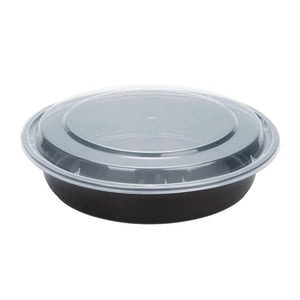 Food Container Round 원형 포장용기 Pack of 50
