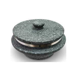 Stone Bowl for Rice (Base Sold Separately)