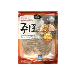 Seasoned Wild Filefish 쥐포 300g