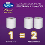Royale Velour Bathroom Tissue 화장실 휴지