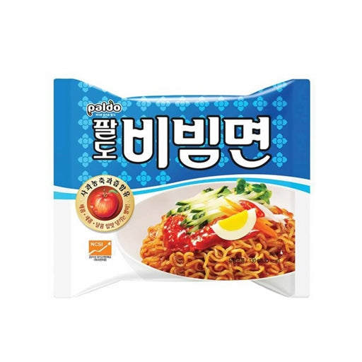 Paldo Bibim Men 팔도 비빔면 4pack