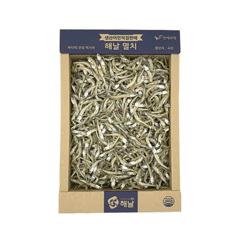 Medium Size Anchovy 중 멸치 500g