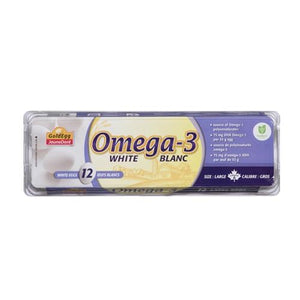 Omega 3 Brown Eggs 오메가 3 12 each