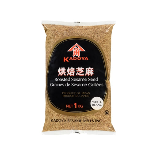 Roasted White Sesame 볶은 깨 1kg