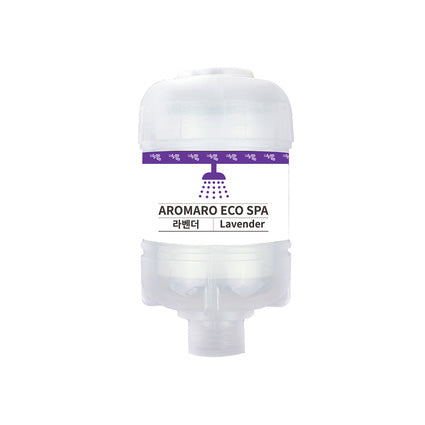 AROMARO Eco Spa Shower Filter Lavender 에코 스파 샤워필터 라벤더