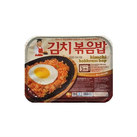 Frozen Kimchi Fried Rice 김치 볶음밥 350g