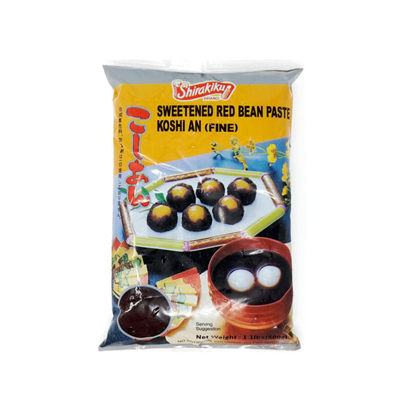 Sweetened Red Bean Paste 단팥 앙금 500g