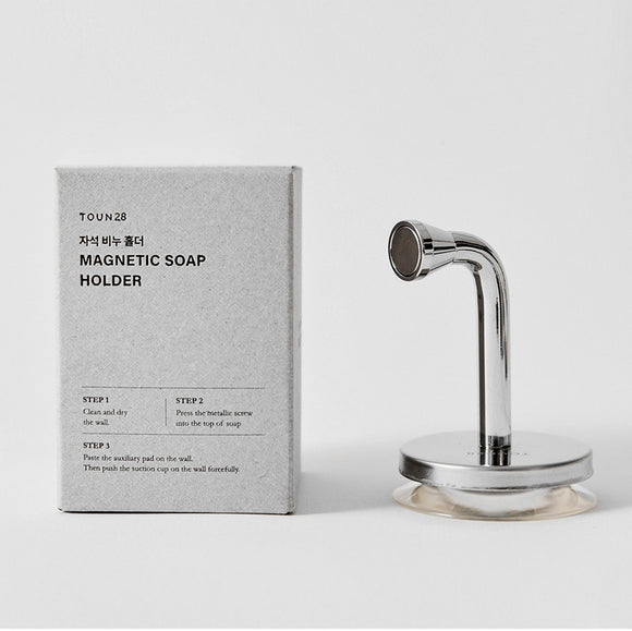 TOUN28 Dish Magnetic Soap Holder 톤28 자석 비누 홀더