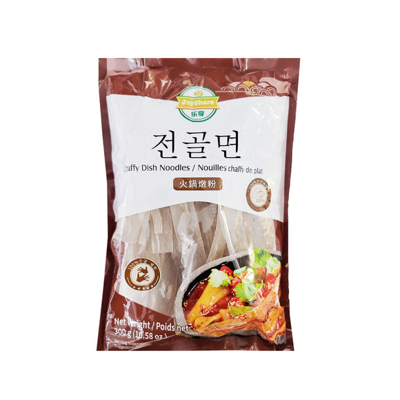 Sweet Potato Noodle (for Hot Pot) 전골용 납작 당면 300g