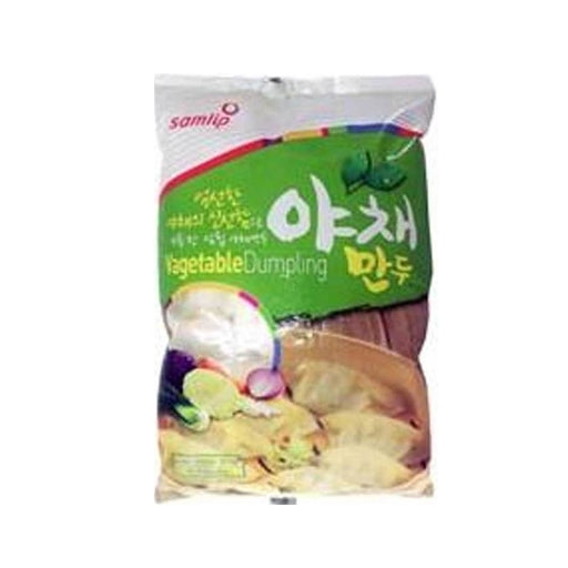 Samlip Vegetable Dumpling 야채 만두 650g