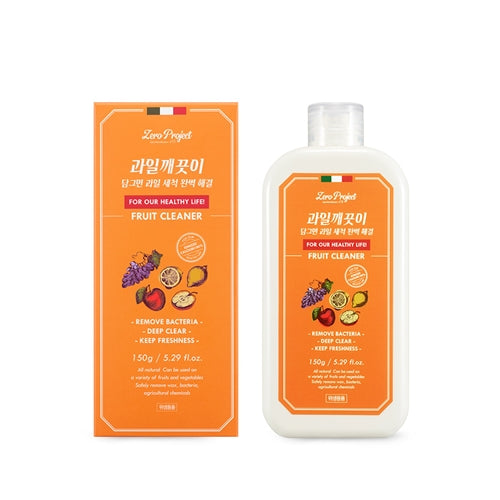 Fruit & Veggie Wash 과일 세척제 150g