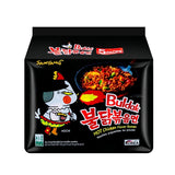 Samyang Hot Chicken Flavor Ramyun 불닭 볶음면 5/130g