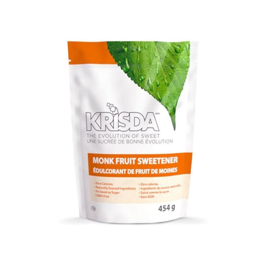 Krisda Monk Fruit Sweeteners 몽크프룻 천연감미료 454g